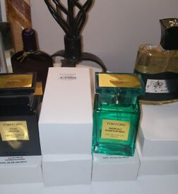 ***!!!FREE DELIVERY!!!*** NEW TOM FORD PRIVATE COLLECTION TESTERS: ALL UNISEX, 100ML, EDP