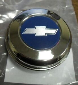 Chevy-5-spoke-Wheel-Center-Caps-Emblem-Camaro-Chevelle