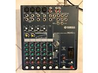 Yamaha MG82cx mixing desk