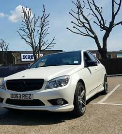 Mercedes c class c180k not c250 c220 c350