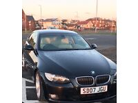 BMW 330 coupe diesel .. 3 series .. black .. for sale !
