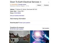 Down To Earth Electrical Services