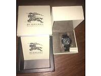 Men's Burberry watch BU9381