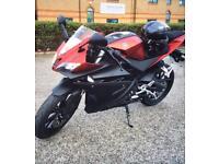Yamaha 125R for sale