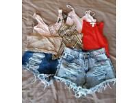 Size S, 8, 10 clothing bundle >15 pieces