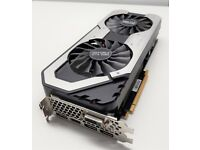 Nvidia GTX 1080 8GB - Palit Super Jetstream Graphics Card VR Ready