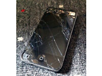 iphone 5 s smashed screen