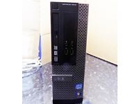 Dell Intel Core i3-3225 CPU @ 3.30 GHz 8GB RAM 500 GB HDD Windows 7