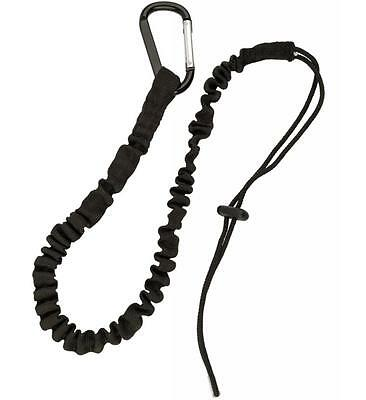 Working at height scaffolder tool lanyard - power tool lanyard with carabiner