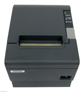 Epson TM-T88IV - Thermal Receipt/Label Printer - Serial Interface - Point of Sale POS - M129H