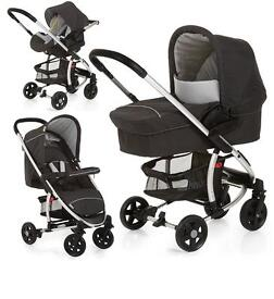 Hauck Miami 4 trio travel system