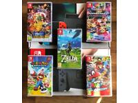 Brand New Nintendo Switch Grey or Neon + 1 Top Game Choice - Lichfield