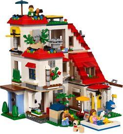 Lego Sets 31069, 31068, 31067.