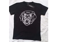 NEW MEN'S GIVENCHY T-SHIRT - NEW WITH TAGS - BLACK - SIZE: SMALL, MEDIUM, LARGE, XL & XXL AVAILABLE