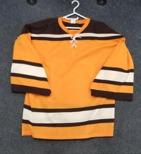 Boston Bruins Winter Classic Goalie Cut Practice Jersey