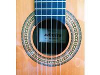 Admira Soledad Spanish Classical Guitar Solid Rosewood