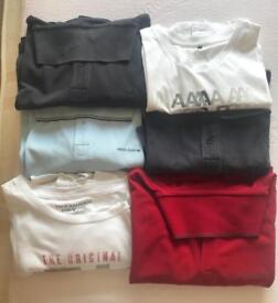 Polo shirts & Teeshirts