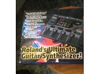 Roland Guitar Synth with pickup.