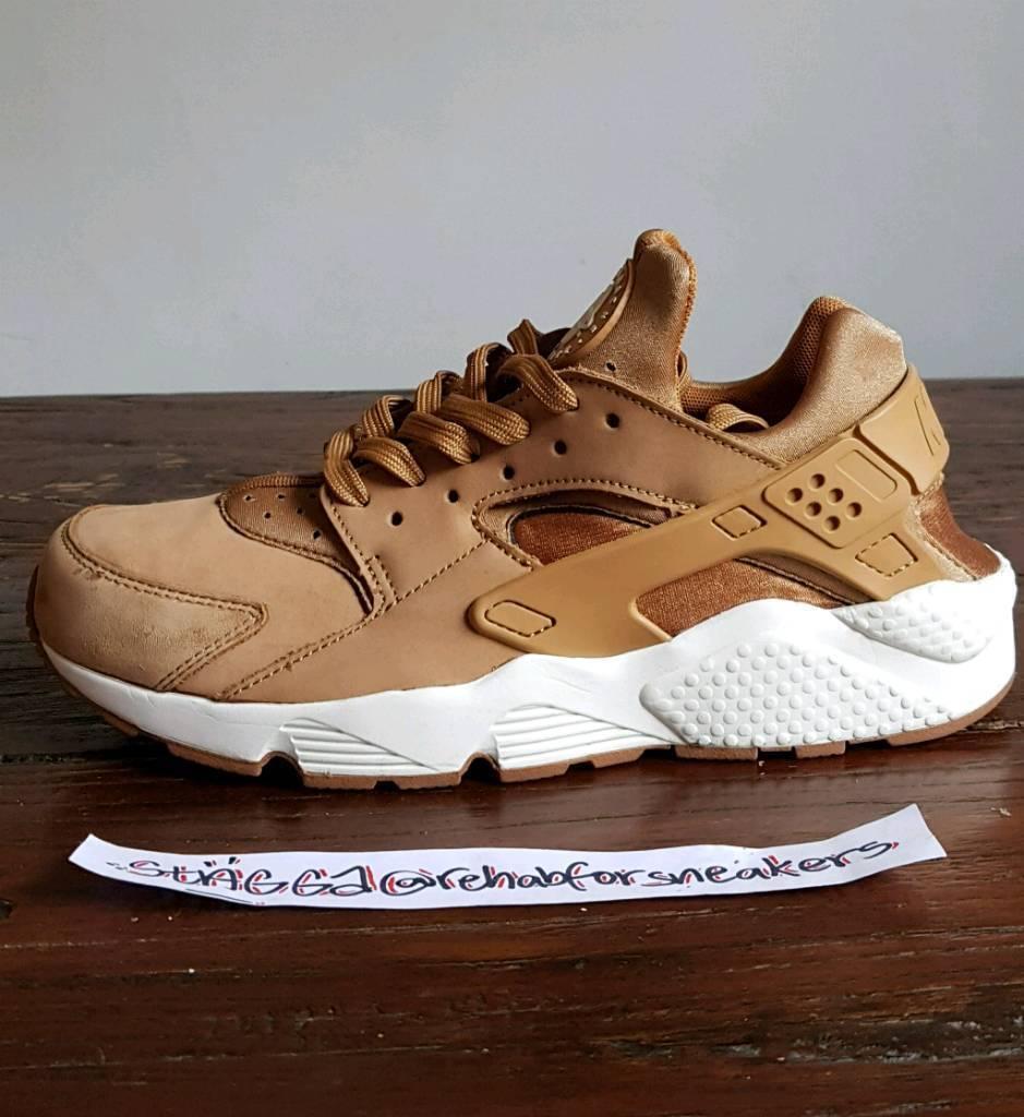 1a80206d47db4 Nike Air Huarache Wheat • UK 8.5 EU 43 US 9.5 • BNIB