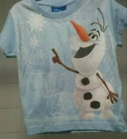 New Childrens Disney T-Shirt