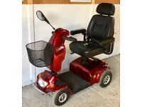 Freerider City Ranger 6 - 6mph full suspension medium size pavement mobility scooter
