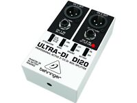 Behringer Di20 Dual Channel D.I Box