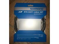 Cycle shift cable set Shimano