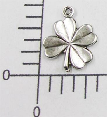 47434        4 Pc Matte Silver Oxidized Small Sand Dollar Charm Jewelry Finding
