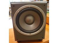 JBL Northridge E250P Powered Subwoofer 12 Inch 250 Watt
