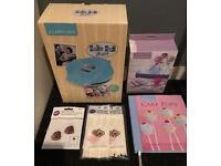 Lakeland cakepop maker and kit-all brand new.