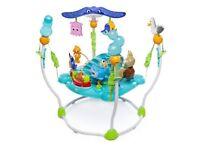 Brand new Disney finding nemo sea of activities baby bouncer