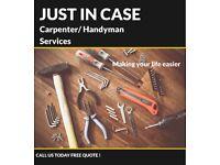 Carpentry-Handyman Service/West London & Central London