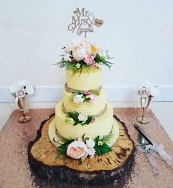 Beautiful cakes made to order