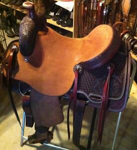 Great Selection of saddles