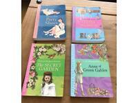 4 x Oxford Children's Classics Books