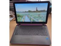 HP Laptop, Intel Core i3 5th Gen Processor, 256GB SSD HDD, 8GB Ram