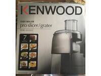 Kenwood chef/major pro slicer/grater attachment