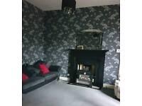 1 Bedroom ground floor flat, Devonside, Part furnished