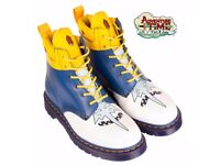 Dr. Martens / Adventure Time - Ice King Boots Size UK 9 / US 10 / EU 43