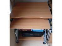 Great condition beech desk