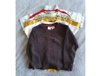 BOY'S DESIGNER CLOTHES AGE 3-4 YEARS