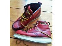 Caterpillar Mans work Boots. Size 10UK 44 EUR