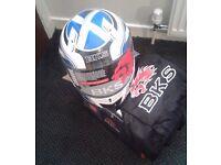 Brand New Unused BKS Helmet