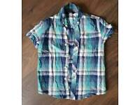 George boys shirt 5-6yrs