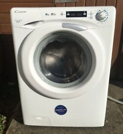 Candy EVO1682D 8kg 1600 Spin White LCD A++ Rated Washing Machine 1 YEAR GUARANTEE FREE FITTING