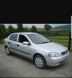 Automatic vauxhall astra