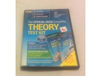 The OFFICIAL DVSA Complete THEORY TEST KIT (including Theory, Hazard Perception & The Highway Code)