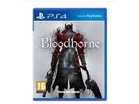 ps4 games bloodborne and lego Jurassic park