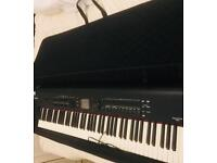Roland RD800 with Case & Pedal