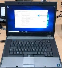 Dell Latitude E5510 laptop i5 2,4Ghz, 4GB RAM, 320GB HDD